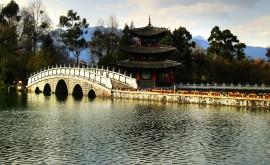 Voyages Yunnan - Lijiang - Etang Dragon noir