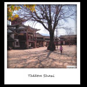 Voyages Yunnan - Shaxi - Theatre