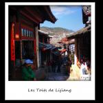 Voyages Yunnan - Lijiang - Toits