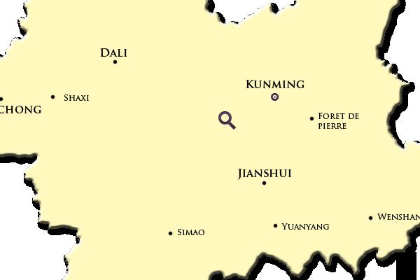 Informations sur la Chine et le Yunnan