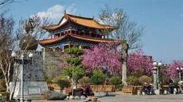 La vieille ville de Dali au Yunnan