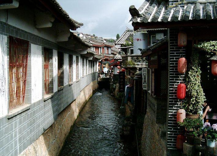 lijiang au yunnan