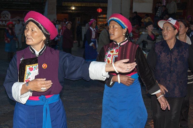 Tibetan-dance