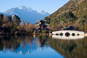 Lijiang Lake