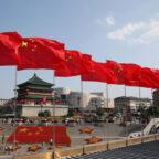 la fête nationale d'octobre en Chine