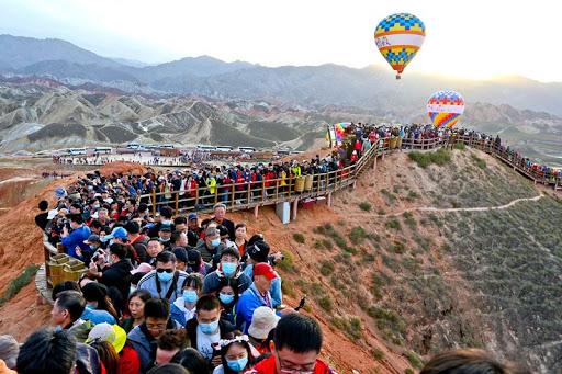 voyage montagne Chine
